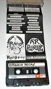 Mr. Bungle / Rancid Decay - Rancid Decay / Mr. Bungle