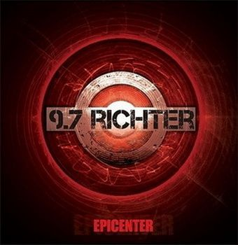 9.7 Richter - Epicenter