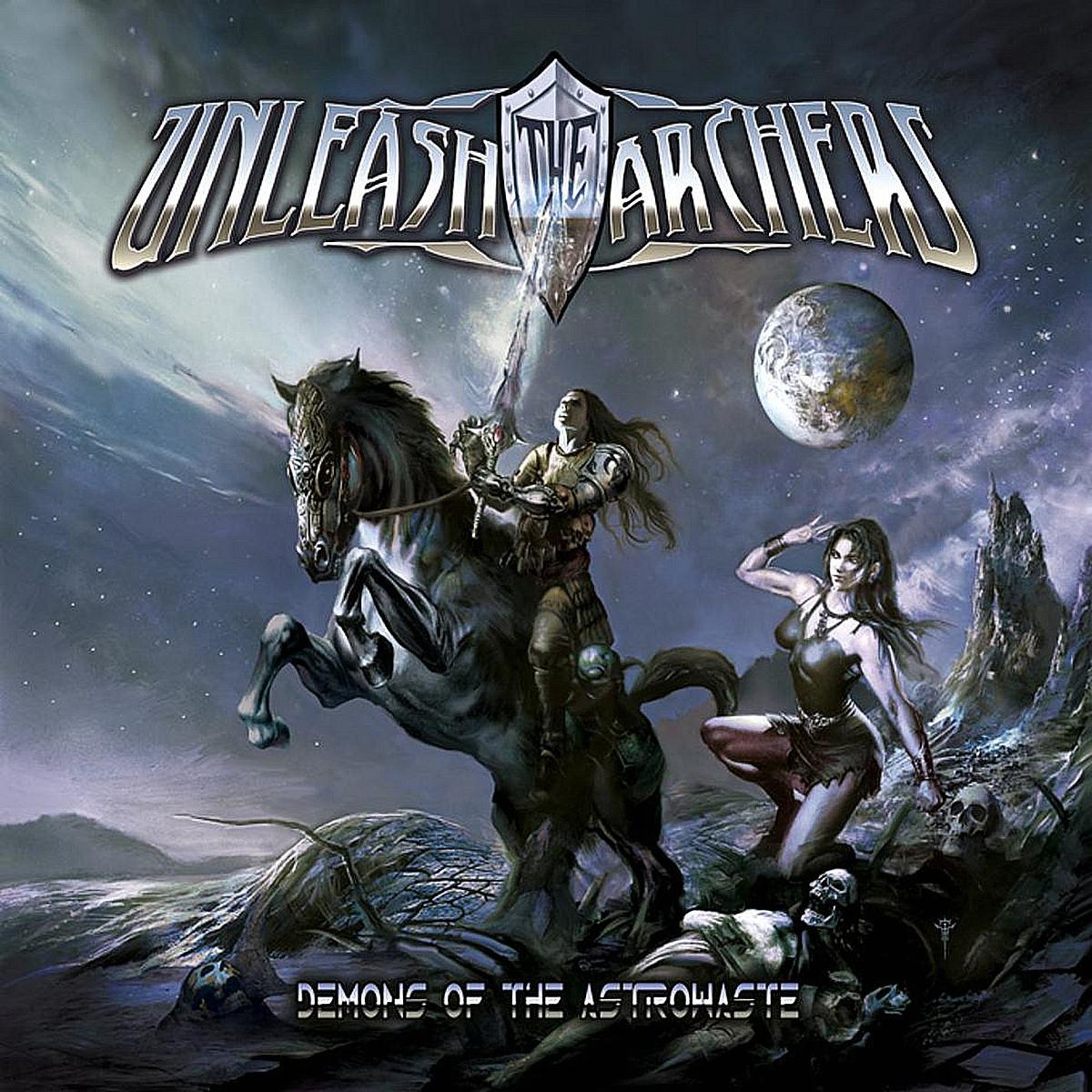 Unleash the Archers - Demons of the AstroWaste