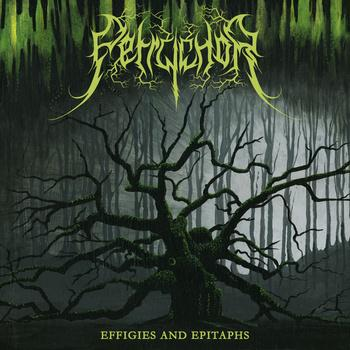 Cover of Petrychor - Effigies and Epitaphs