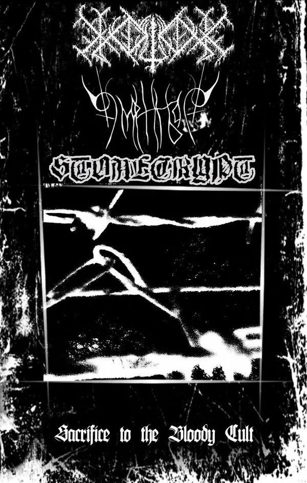 Kolac / Мржња / Stonecrypt - Sacrifice to the Bloody Cult