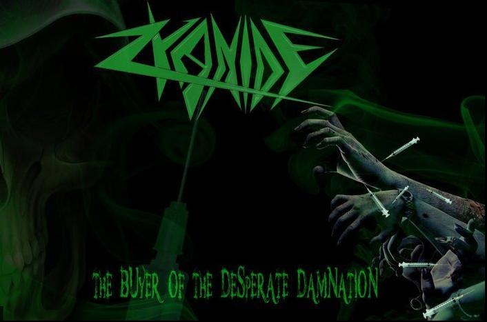Zyanide - The Buyer of Desperate Damnation
