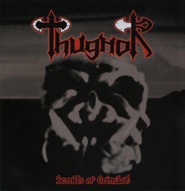 Thugnor - Scrolls of Grimace