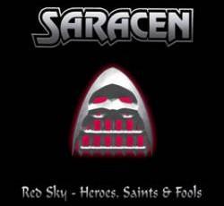 Saracen - Red Sky - Heroes, Saints and Fools