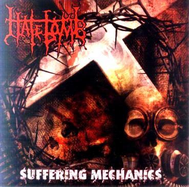 HateBomb - Suffering Mechanics