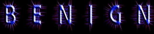 Benign - Logo
