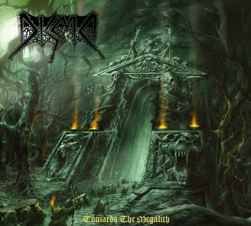 Cover of Disma - Towards the Megalith