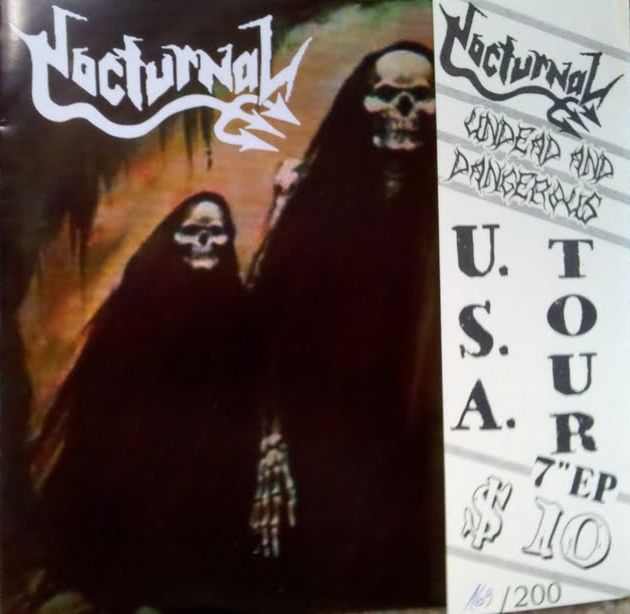 Nocturnal - Undead and Dangerous