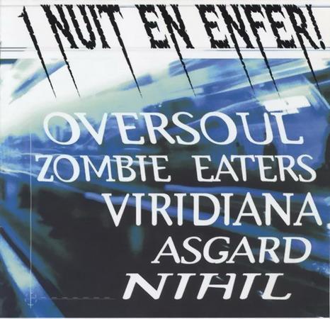 Asgard / Oversoul - 1 nuit en enfer!
