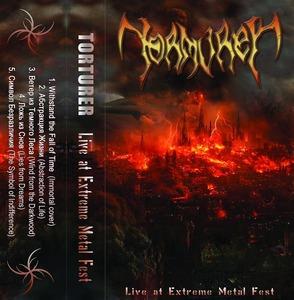 Torturer - Live at Extreme Metal Fest