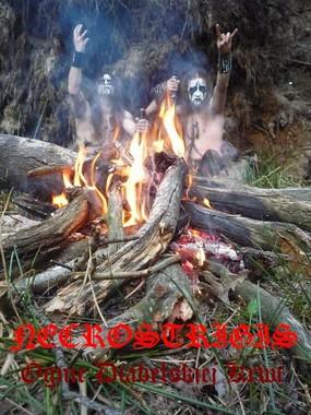 Necrostrigis - Ognie diabelskiej krwi