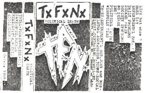 T.F.N. - Political Death