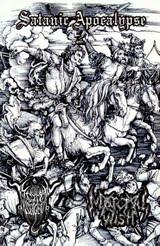 Black Angel / Mortal Wish - Satanic Apocalypse
