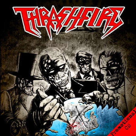 Thrashfire - World Domination Promo