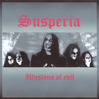 Susperia - Illusions of Evil
