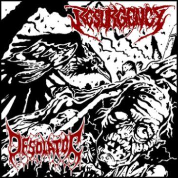 Desolator / Resurgency - Dark Revival / Mass Human Pyre