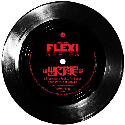 Wormrot - Decibel Flexi Series