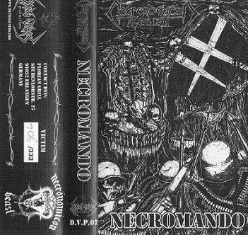 Necronomicon Beast - Necromando