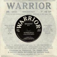 Warrior - Breakout