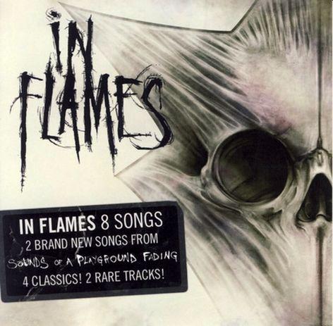 In Flames - 8 Songs