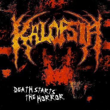 Kalopsia - Death Starts the Horror