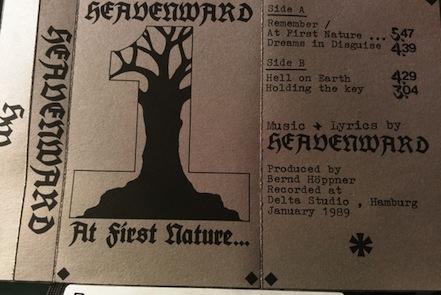 Heavenward - At First Nature