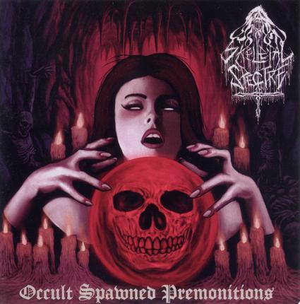 Skeletal Spectre - Occult Spawned Premonitions