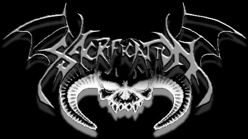 Sacrification - Logo