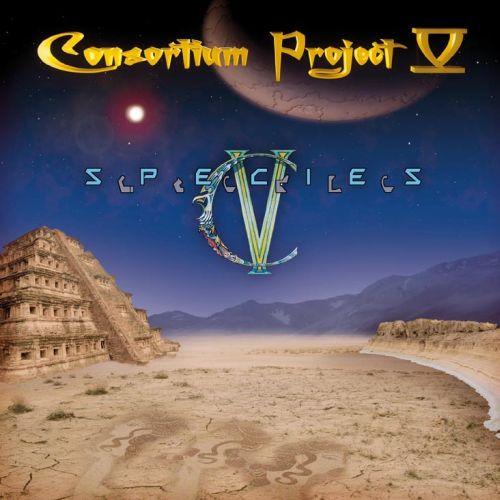 Consortium Project - Consortium Project V - Species