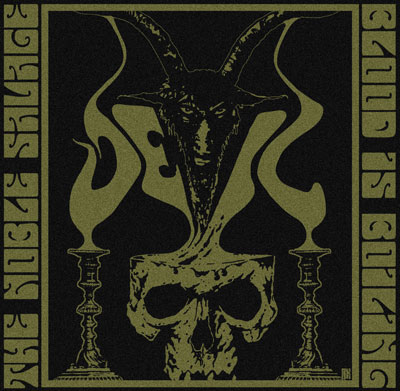 Devil - The Noble Savage / Blood Is Boiling