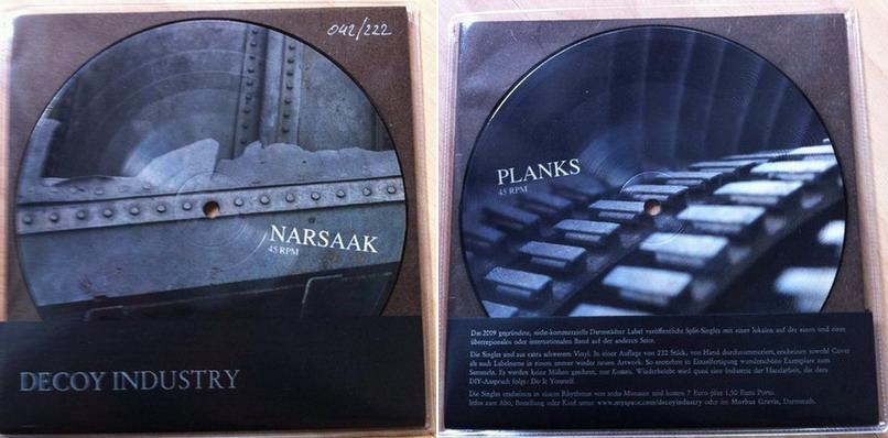 Planks - Narsaak / Planks