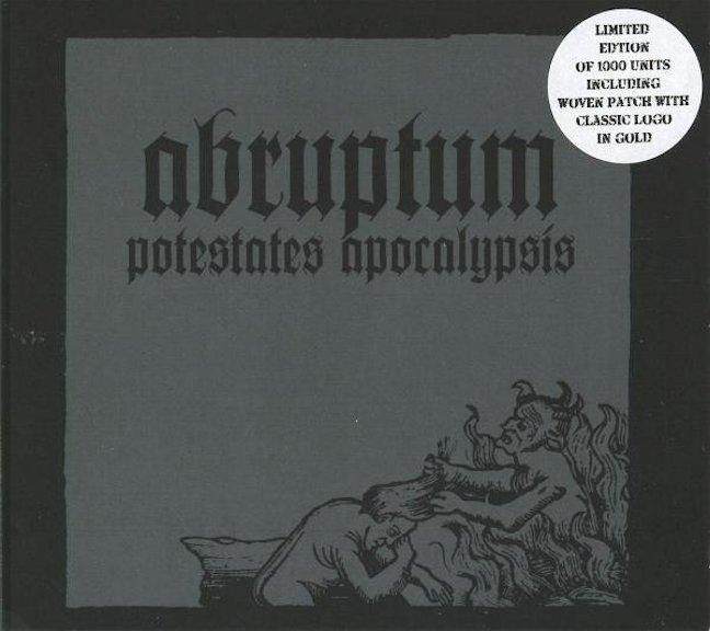 Abruptum - Potestates Apocalypsis