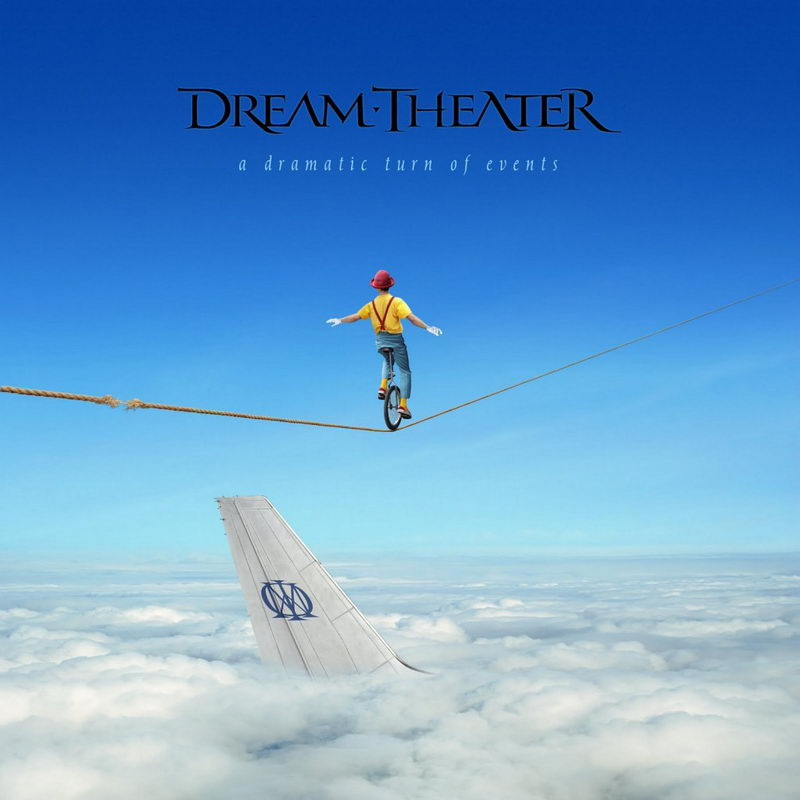 Cover of Dream Theater - A Dramatic Turn Of Events