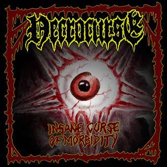 Necrocurse - Insane Curse of Morbidity