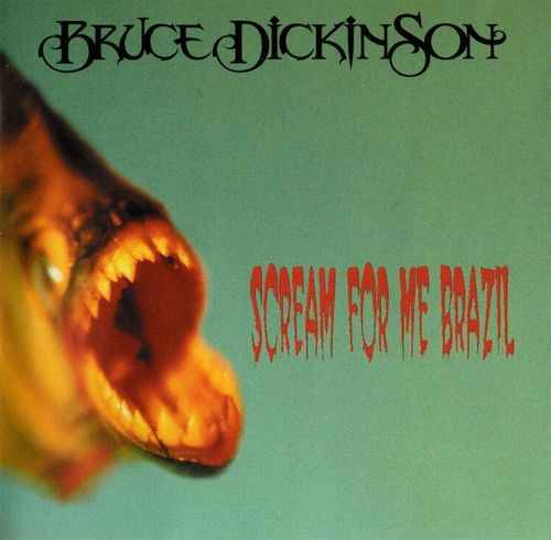 Bruce Dickinson - Scream for Me Brazil