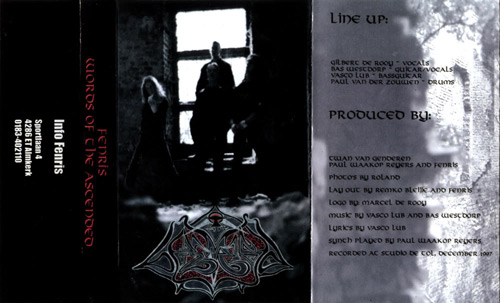 Fenris - Words of the Ascended