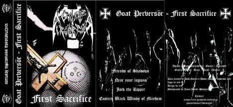 Goat Perversör - First Sacrifice