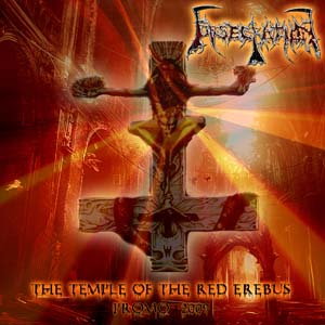 Obsecration - The Temple of the Red Erebus