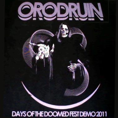 Orodruin - Days of the Doomed Fest Demo 2011