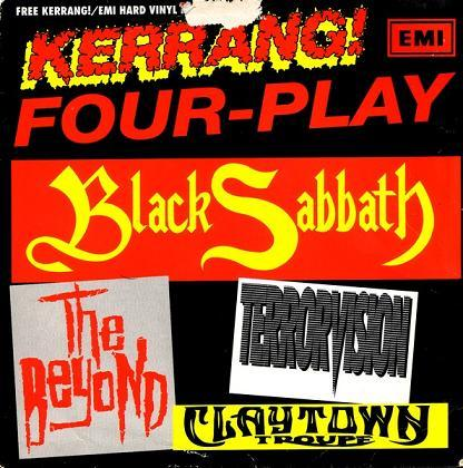 Black Sabbath / The Beyond - Kerrang! Four-Play