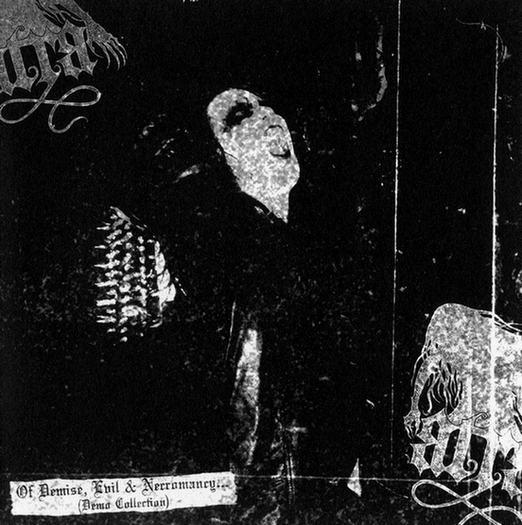 Atra - Of Demise, Evil & Necromancy