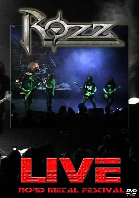 Rozz - Live Nord Metal Festival