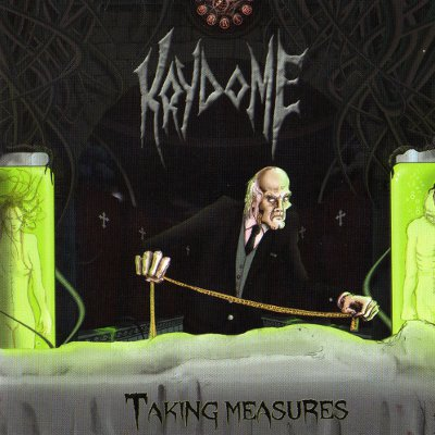 Krydome - The Wrecking Tape