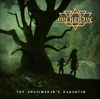 Overdrive - The Angelmaker's Daughter