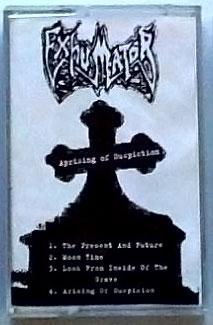 Exhumator - Arising Of Suspicion (1991) [Demo] [Tape Rip