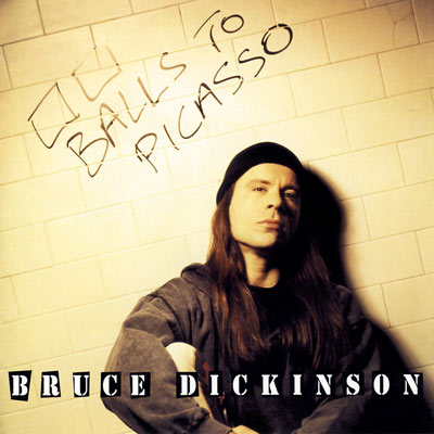 Bruce Dickinson - Balls to Picasso