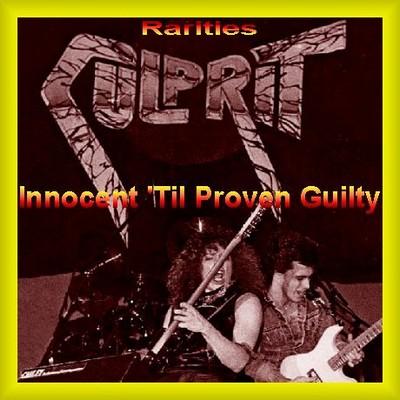 Culprit - Innocent 'Til Proven Guilty