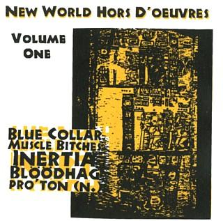 BlöödHag - New World Hors D'oeuvres - Volume One