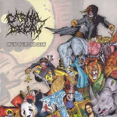 Carnal Decay - On Top of the Food Chain