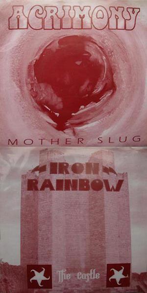 Acrimony / Iron Rainbow - Acrimony / Iron Rainbow